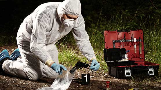 Crime Scene Technology Forensic Science Associate In Science Miami Dade College