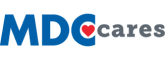 MDC Cares logo