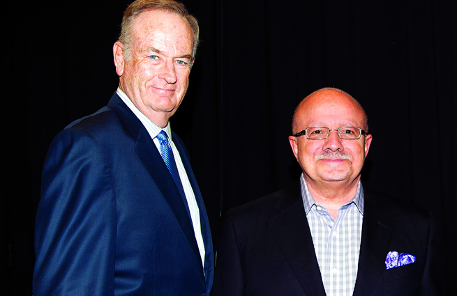 Bill O'Reilly and President Padrón