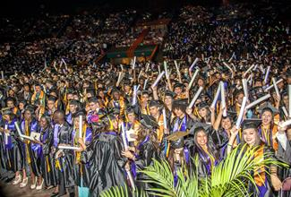 2015 Graduation NORTH and WEST