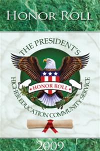 President's Honor Roll 2009 Image