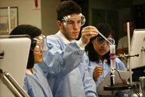 STEM-Science Lab Students Generic