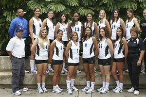 MDC Lady Sharks Volleyball