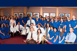 Miami-Dade Board of County Commissioners Honors Miami Dade College Physician Assistant National Competition Winners and State Champion Baseball Team