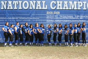 2011 Softball Team