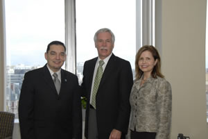 U.S. Secretary of Agriculture Meets with MDC