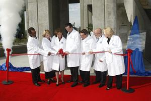 Science Complex opening