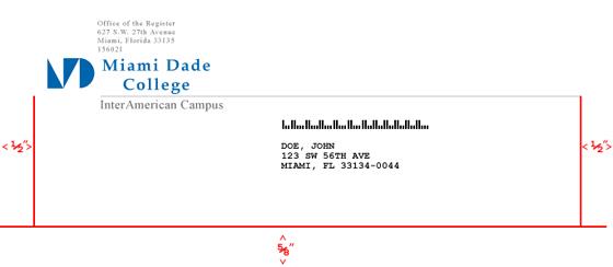 Miami Dade College Register